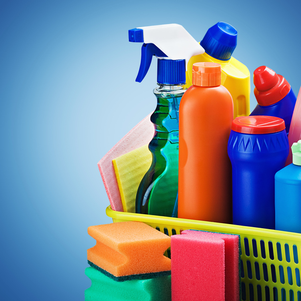 cleaners supplies and cleaning equipment