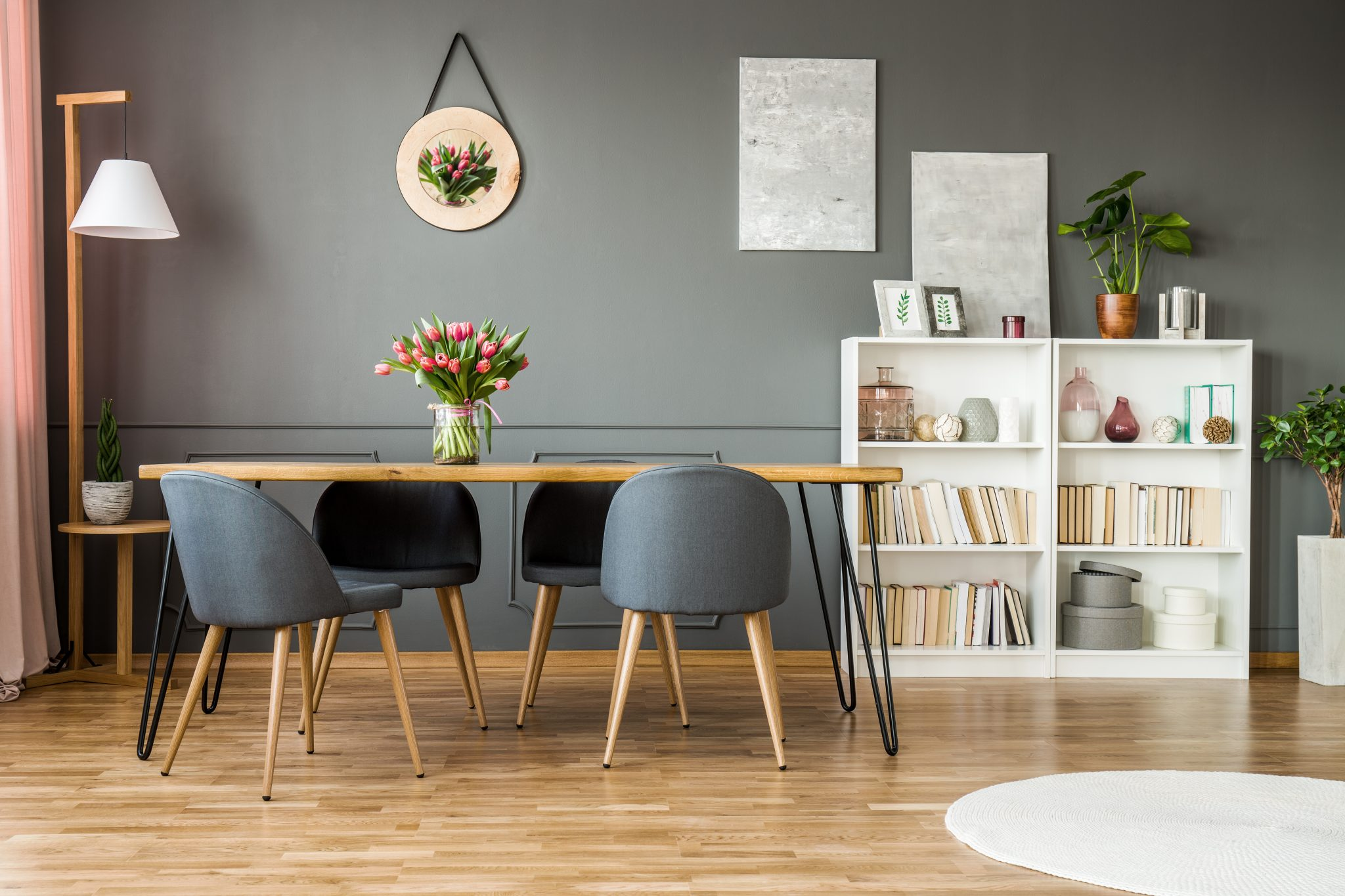 7 Steps To Make Your Dining Room More Modern Heers Management